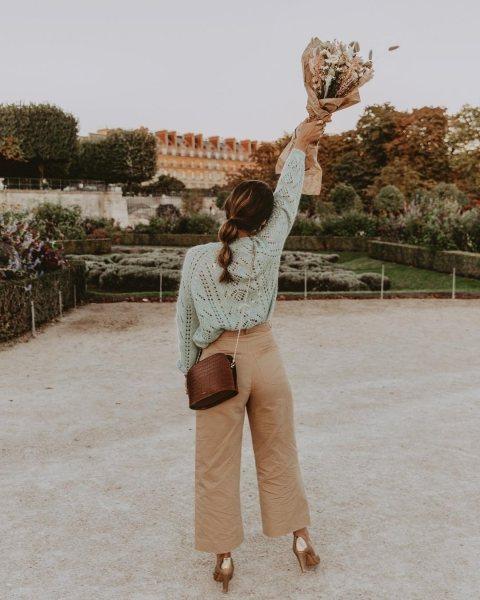 Эти брюки должны быть у каждой женщины в 2018