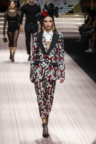Что носить весной / летом 2019: семь главных трендов от Dolce&Gabbana