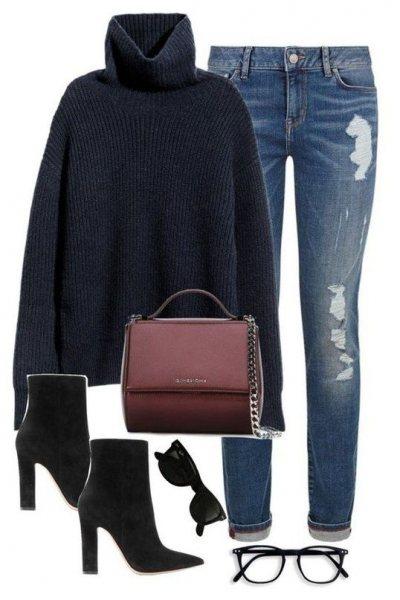 7 вещей, которые сделают джинсовые брюки по-настоящему стильными