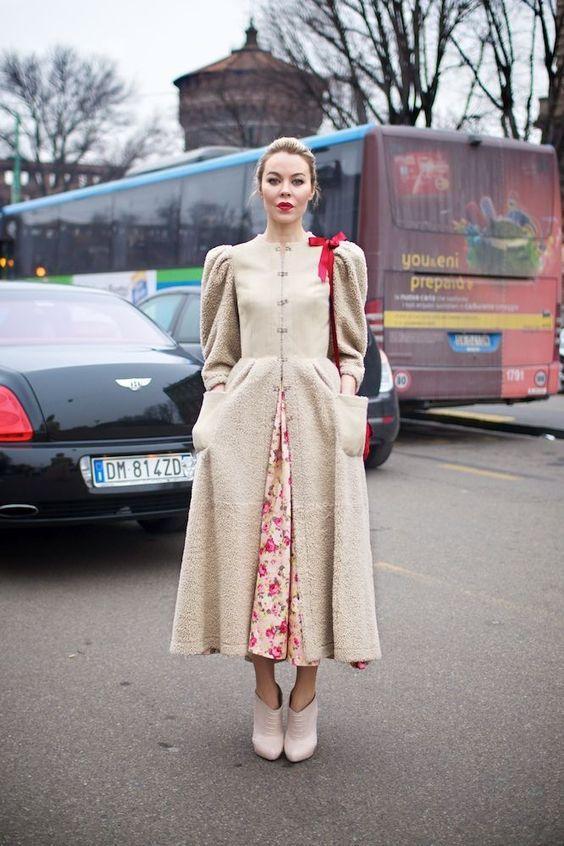 В чем секрет женственности: 9 образов в стиле a-la russe от Ульяны Сергеенко