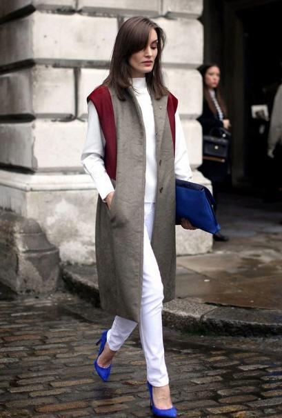 Эта модель пальто просто создана для настоящих модниц