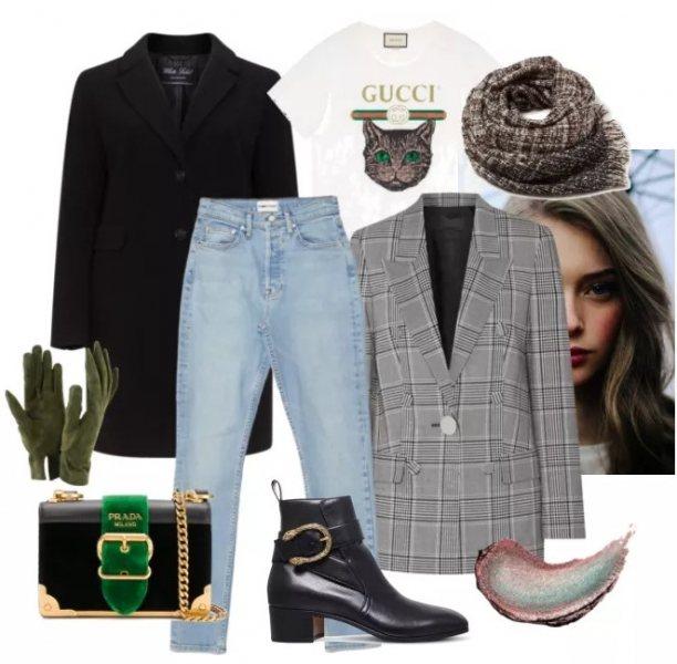 Эти 10 стильных образов помогут вам пережить даже самую холодную зиму