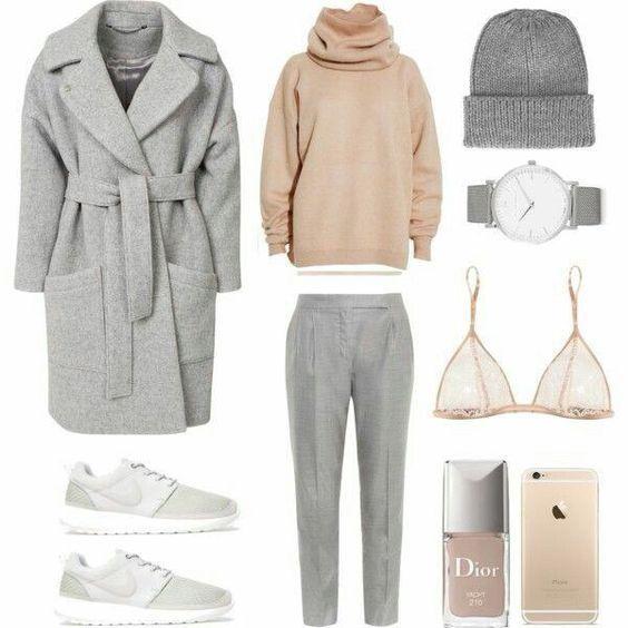 9 стильных способов носить тренч и пальто осенью 2018