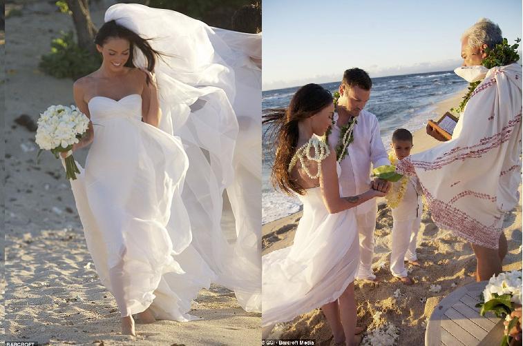В чем выходят замуж звезды: 10 шикарных платьев, которые будут вспоминать еще долго