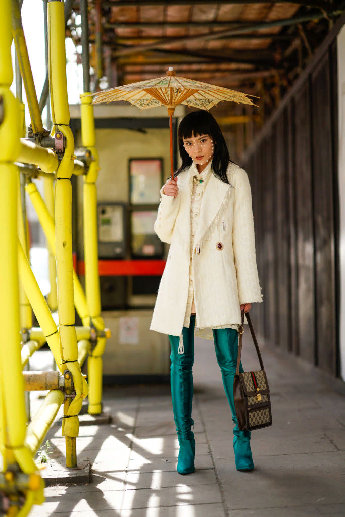 9 осенних трендов из Лондона, которые нужно носить уже сейчас