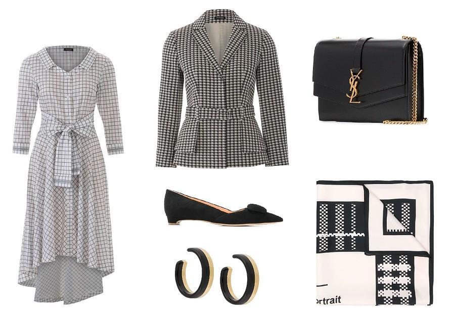 Как носить один жакет всю неделю и быть разной: 5 образов на каждый день