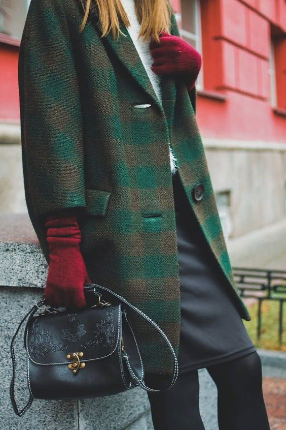 Эти 5 деталей на вашем пальто явно говорят, что вы точно в тренде этой осенью