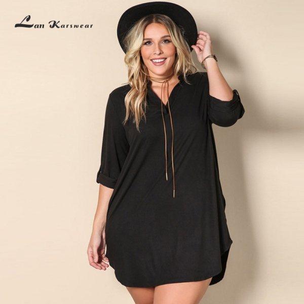 Маленькое черное платье: 8 идеальных моделей для пышечек с Алиэкспресс