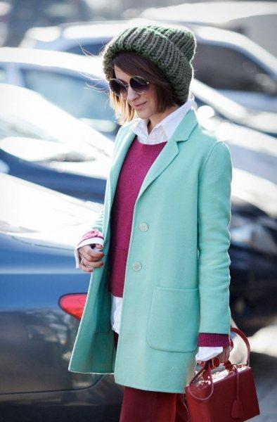 Как носить простой свитер так, чтобы вас путали с королевой: 19 идей