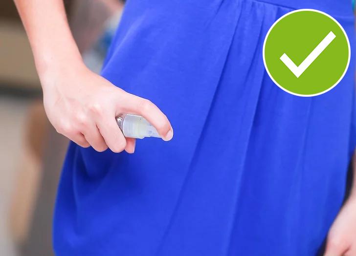 Как Сделать Чтобы Платье Не Магнитилось