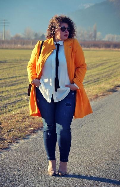Базовый гардероб полной женщины на весну: 6 вещей, без которых не обойтись