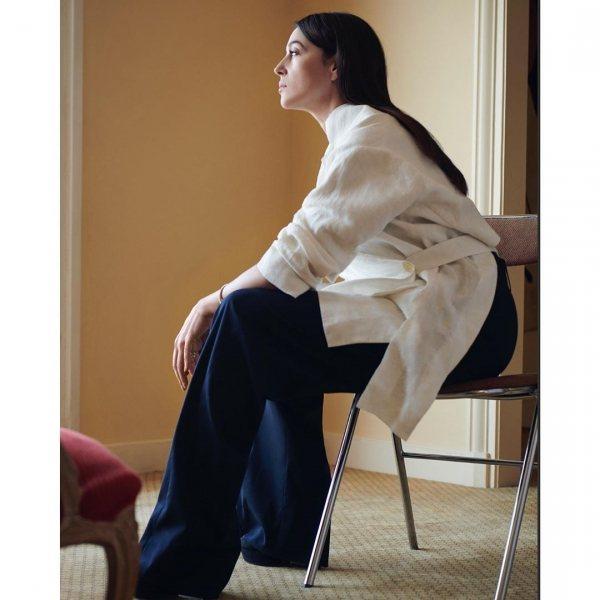 Фото Моники Белуччи для Inprint Magazine вызвало зависть у женщин по всему миру