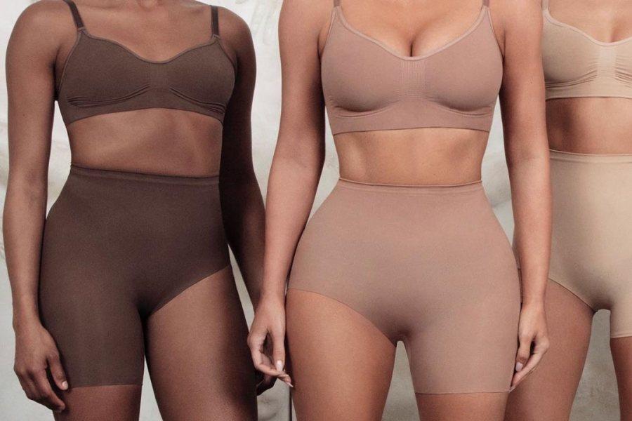 Ким Кардашьян придумала корректирующее белье от XXS до 4XL, но ей все равно  не довольны! Почему?