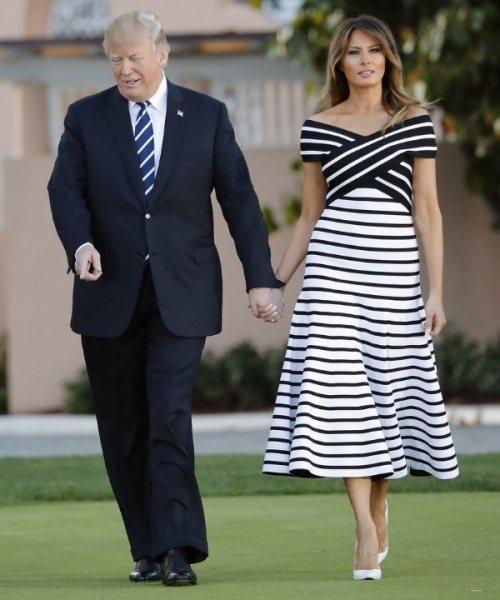 5 правил стиля первой леди: как одевается Мелания Трамп